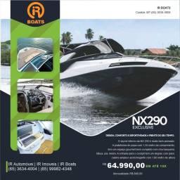 Lancha NX 290 Exclusive