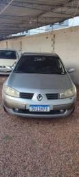 Megane sedan 2007 2.0 automático top