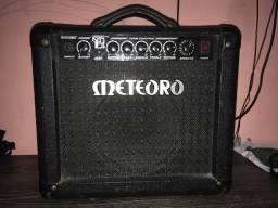 Cubo meteoro-  Amplificador de som