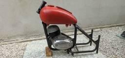 Moto Jawa CZ 150cc