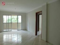 Apartamento com 3 dormitórios para alugar, 126 m² por R$ 1.200,00/mês - Centro - Cascavel/