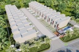 Título do anúncio: Casa com 3 dormitórios à venda, 97 m² por R$ 324.000,00 - Jacundá - Eusébio/CE