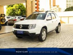 DUSTER 2018/2018 1.6 16V SCE FLEX EXPRESSION X-TRONIC