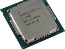 Processasor i3 9100f