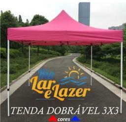 Tenda Dobrável 3x3