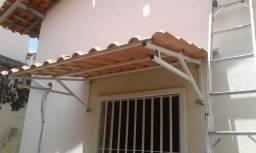 Telhas pvc (telhados)