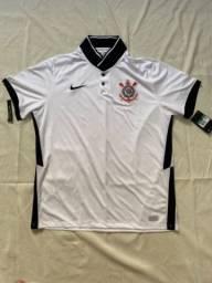 Camiseta Masculina Corinthians GG