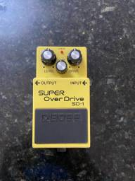 Pedal Boss Super Over Drive SD-1