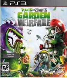 Jogo PS3 garden warfare plants x zombies