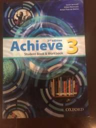 Livro de Inglês - Achieve - Student Book And Workbook