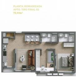 Apartamento à venda com 2 dormitórios em Higienópolis, Porto alegre cod:318758
