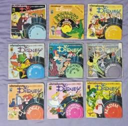 Historinhas Disney com Livro e Disco