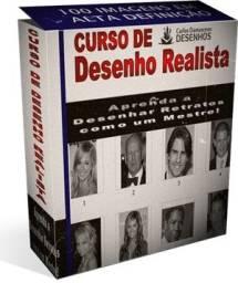 Curso de Desenho Realista/ Carlos Damasceno