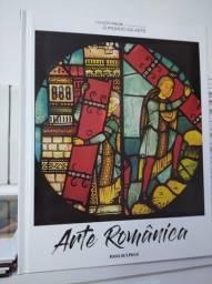 Arte Românica coleção O Mundo da Arte Folha de SP