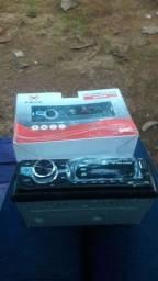 Radio novo na caixa