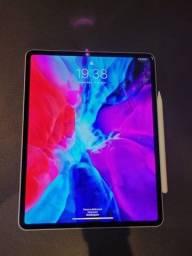 iPad Pro 12,9 2020 256GB + Apple Pencil 2 geração