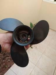 Hélice motor de popa