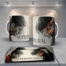 Caneca Supernatural
