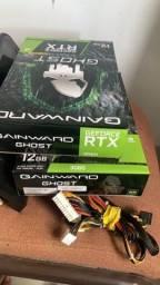 Placa de vídeo rtx3060