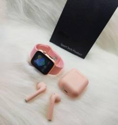 Smartwatch + fone