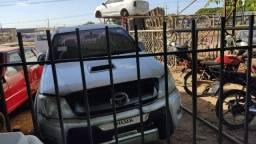 Toyota Hulix SW4 2007 A 2012 Sucata Com Garantia