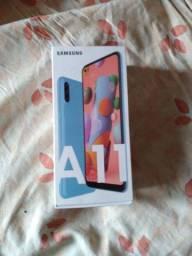 SAMSUNG A11 64 GB 4G - ESTÁ NOVO