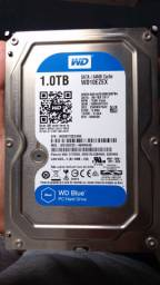 HD 1 TB WD1EZEX - Western Digital.