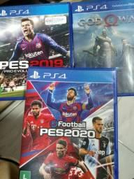 Jogos PS4 - Venda/Troca