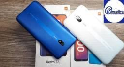 Redmi 8A 64 GB Branco/Azul