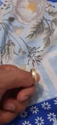 Vando aliança de Ouro 18k com 5.1 gramas