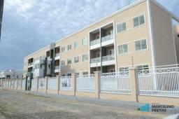 Apartamento com 2 dormitórios para alugar, 51 m² por R$ 809,00/mês - Eusébio - Eusébio/CE