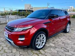 Land Rover Range Rover evoque 2013 Dynamic