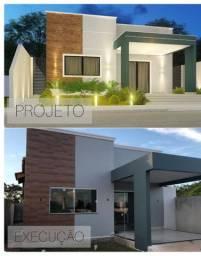 Projetos arquitetônicos e complementares.