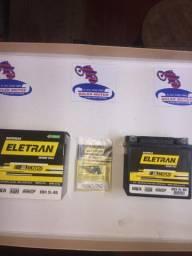 Bateria Eletran EBX 5 L-Bs CG125/150/Xr300 Nova