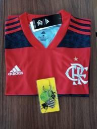Camisa do Flamengo 2021/22
