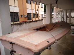 Barco Veleiro Laser