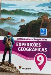 Livro expedições geográficas  9 ano
