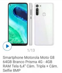 MOTO G8 Prisma 64GB