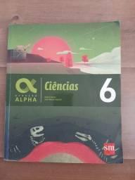Livro de Ciências Geração Alpha 6° ano