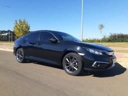 Honda Civic EXL 2.0 ANO 2020 Automático