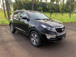 Kia Motors Sportage LX 2.0 Preto