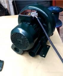 Turbina radial para oxigenar Piscicultura