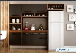 Cozinha compacta completa