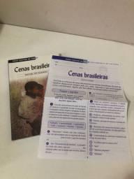 Livro paradidático Cenas brasileiras