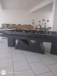 Mesa se sinuca pronta entrega