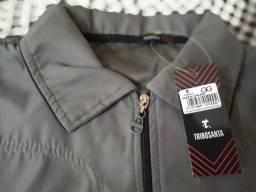 Jaqueta masculino da marca tribo Santa novo original.
