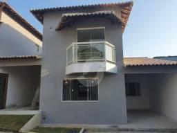 Casa com 3 dormitórios à venda, 112 m² por R$ 462.580,00 - Flamengo - Maricá/RJ
