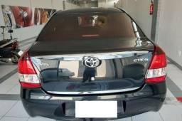 Etios sedan 1.5 platinum