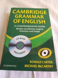 Cambridge Grammar of English, With CD-ROM, (Novo)