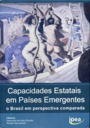 Livro - Capacidades Estatais Em Países Emergentes - o Brasil Em Perspectiva Comparada